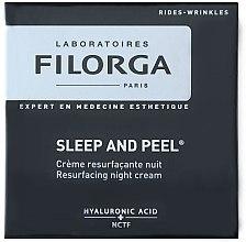 Profumi e cosmetici Crema levigante, da notte - Filorga sleep and peel