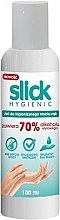 Profumi e cosmetici Gel mani antibatterico - Slick Hygienic Antibacterial Hand Gel