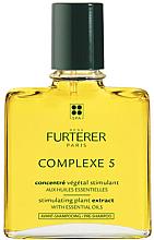 Profumi e cosmetici Complesso per il cuoio capelluto - Rene Furturer Complex 5 Regenerating Plant Extract