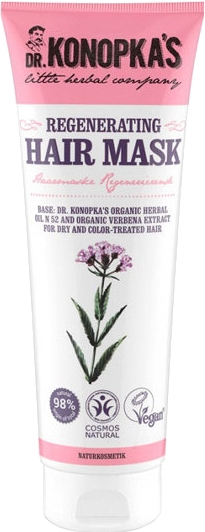 Maschera capelli rigenerante - Dr. Konopka's Regenerating Hair Mask