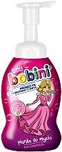 "Profumi e cosmetici Bagnoschiuma ""Piccola principessa"" - Bobini Baby Line Bath Foam"