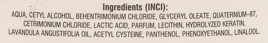 Condizionante capelli rigenerante - Bione Cosmetics Lavender Regenerative Hair Conditioner — foto N3