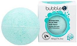 """Profumi e cosmetici Bomba da bagno """"Tè marocchino alla menta"""" - Bubble T Bath Fizzer Moroccan Mint Tea"""