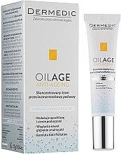 Profumi e cosmetici Crema concentrata contorno occhi - Dermedic Oilage Concentrated Anti-Wrinkle Eye Cream