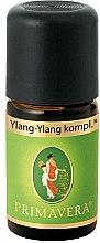Profumi e cosmetici Olio Ylang-ylang - Primavera Organic Ylang Ylang Oil