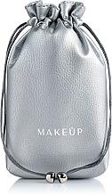 """Profumi e cosmetici Beauty case argentato """"Pretty pouch"""" - Makeup"""