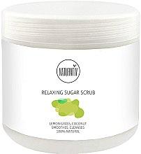 Profumi e cosmetici Peeling zucchero per corpo - Naturativ Naturativ Relaxing Body Sugar Scrub