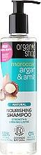 Profumi e cosmetici Shampoo nutriente - Organic Shop Argan & Amla Nourishing Shampoo