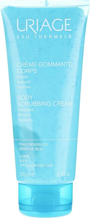 Crema-scrub corpo per pelli sensibili - Uriage Eau Thermale — foto N1