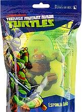 "Spugna da bagno per bambini ""Ninja Turtles"" Michelangelo 3 - Suavipiel Turtles Bath Sponge — foto N3"