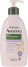 Profumi e cosmetici Lozione corpo - Aveeno Daily Moisturising Lotion with Lavender