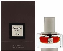 Profumi e cosmetici Rasasi Junoon Velvet Pour Homme - Eau de Parfum
