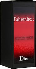 Profumi e cosmetici Dior Fahrenheit - Lozione dopobarba