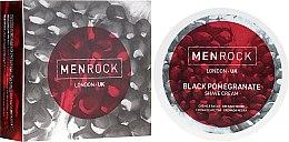 Profumi e cosmetici Crema da barba - Men Rock Black Pomegranate Shave Cream