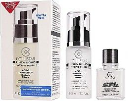 Profumi e cosmetici Set - Collistar Linea Uomo Acido Ialuronico (ser/30ml + ash/balm/15ml)
