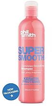 Profumi e cosmetici Shampoo lisciante - Phil Smith Be Gorgeous Super Smooth Luminous Smoothing Shampoo