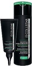 Profumi e cosmetici Set per la cura dei capelli - Collistar Rebalancing Anti-Dandruff Treatment (shmp/200ml + scr/50ml)