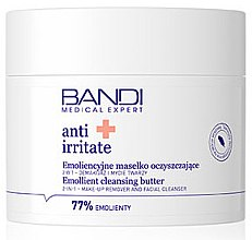 Olio idrofilo - Bandi Medical Expert Anti Irritated Emollient Cleansing Butter — foto N2