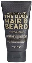 Profumi e cosmetici Condizionante per capelli e barba - Waterclouds The Dude Hair And Beard Conditioner