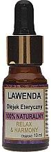 Profumi e cosmetici Olio essenziale di lavanda - Biomika Lavender Oil