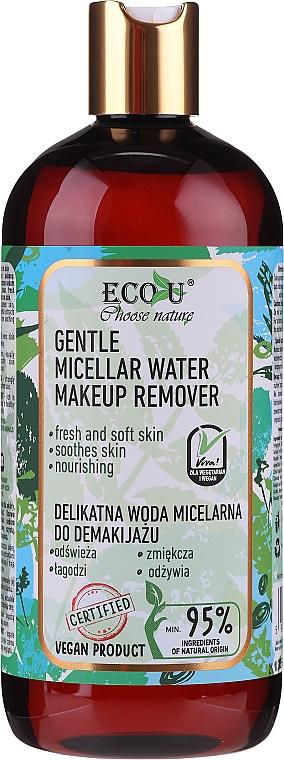 Acqua micellare - Eco U Choose Nature Gentle Micellar Water — foto N1