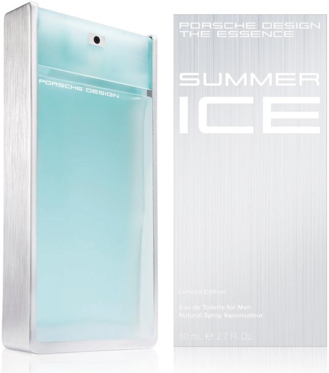 Porsche Design The Essence Summer Ice - Eau de toilette  — foto N1