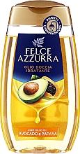 "Profumi e cosmetici Olio doccia ""Avocado e papaia"" - Felce Azzurra Shower Oil"