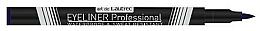 Profumi e cosmetici Eyeliner impermeabile - Art de Lautrec Eyeliner Professional Waterproof Sweat Resistant
