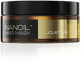 Profumi e cosmetici Maschera per capelli con proteine della seta - Nanoil Liquid Silk Hair Mask