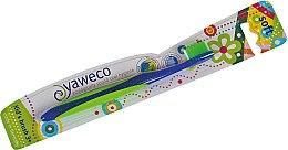 Profumi e cosmetici Spazzolino da denti per bambini, blu - Yaweco Kids Toothbrush Soft