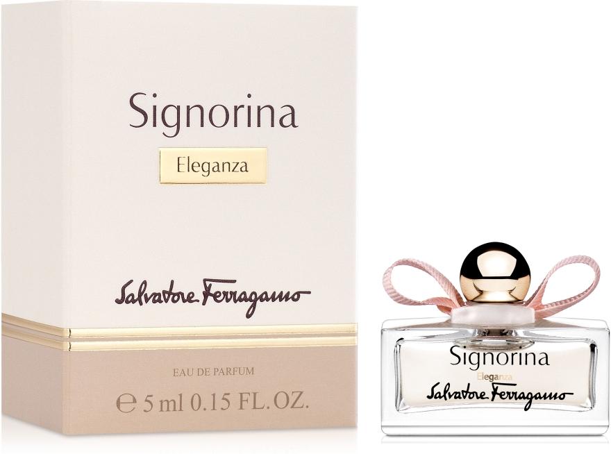 Salvatore Ferragamo Signorina Eleganza - Eau de Parfum (mini)