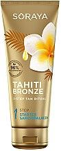 Profumi e cosmetici Lozione corpo, prima dell'abbronzatura - Soraya Tahiti Bronze 1 Step Starter