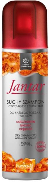 Shampoo secco all'estratto di ambra - Farmona Jantar