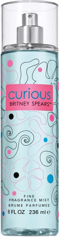 Britney Spears Curious - Spray corpo profumato