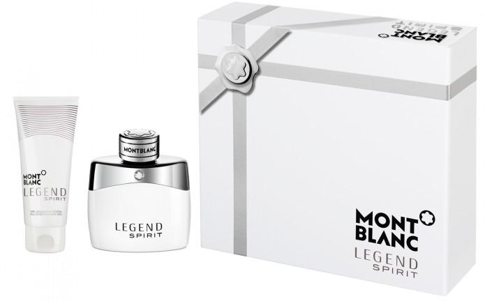 Montblanc Legend Spirit - Set (edt/50ml + sh/gel/100ml) — foto N1