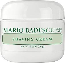 Profumi e cosmetici Crema da barba - Mario Badescu Shaving Cream
