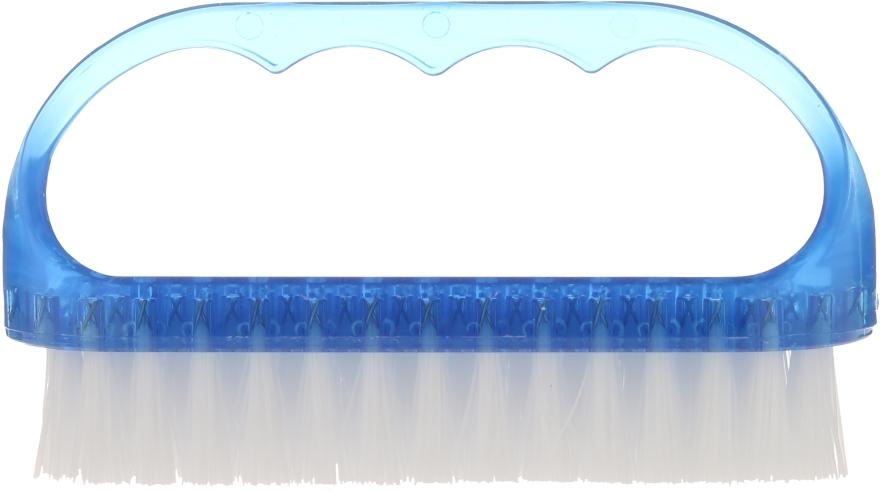 Spazzola per unghie, 74752, blu - Top Choice — foto N1