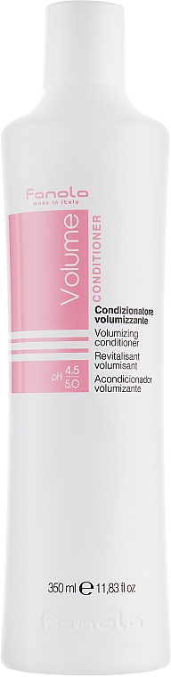Condizionante per capelli sottili - Fanola Volumizing Conditioner