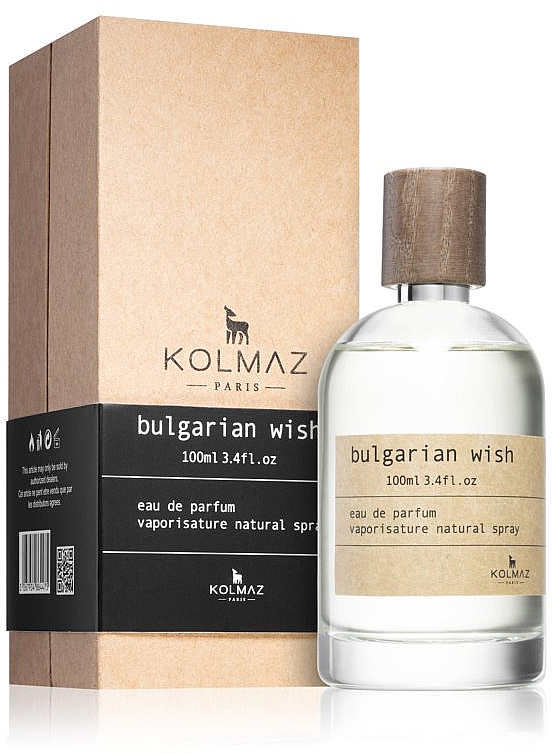 Kolmaz Bulgarian Wish - Eau de Parfum — foto N1