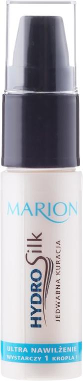 Seta per capelli ultraidratante - Marion HydroSilk