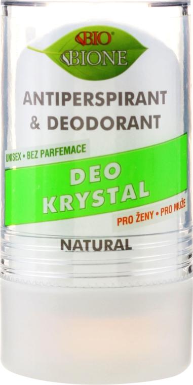 Deodorante - Bione Cosmetics Deo Krystal Antiperspirant&Deodorant