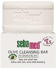 Profumi e cosmetici Sapone - Sebamed Olive Cleansing Bar