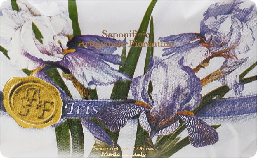 """Sapone Artigianale """"Iris"""" - Saponificio Fiorentino Primavera Irys"""