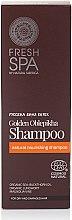 Shampoo nutriente per capelli secchi e disidratati - Natura Siberica Fresh Spa Russkaja Bania Detox Golden Oblepikha Shampoo — foto N2