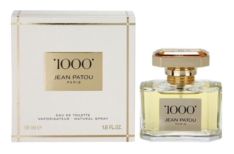 Jean Patou 1000 - Eau de toilette  — foto N1