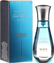 Profumi e cosmetici Davidoff Cool Water Wave Woman 2018 - Eau de toilette