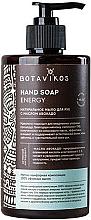 Profumi e cosmetici Sapone liquido con olio di avocado - Botavikos Energy Hand Soap