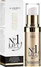 Profumi e cosmetici Crema contorno occhi - Di Angelo No.1 Lift Eye Cream