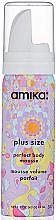 Profumi e cosmetici Mousse per capelli - Amika Plus Size Perfect Body Mousse