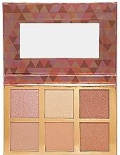 Profumi e cosmetici Palette trucco - Bellapierre Glowing Palette